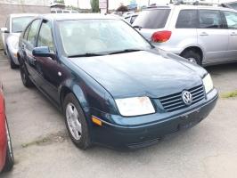 Volkswagen Jetta 2002