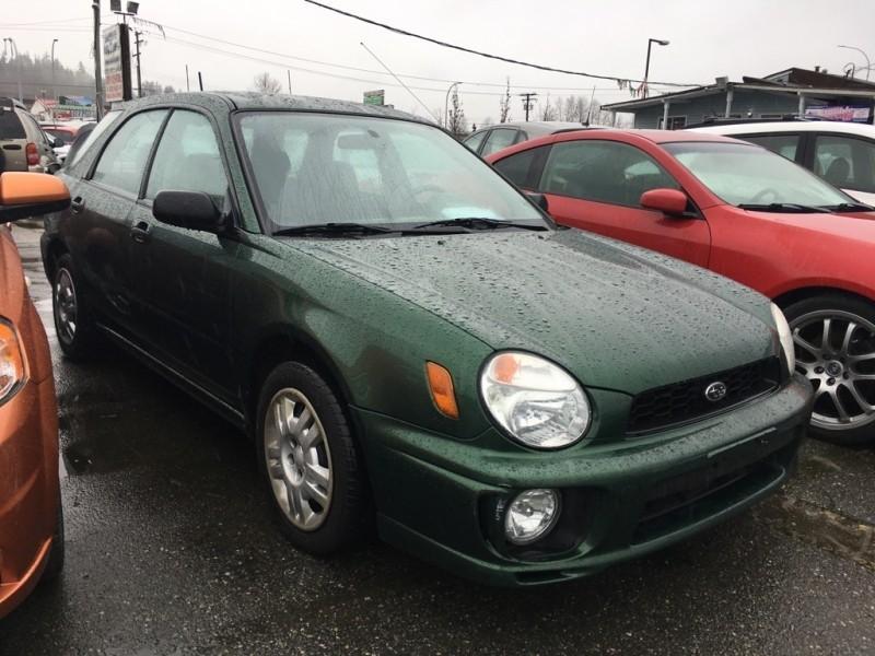Subaru Impreza 2002 price $3,900