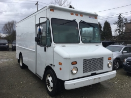 GMC WORKHORSE BOX VAN 2007