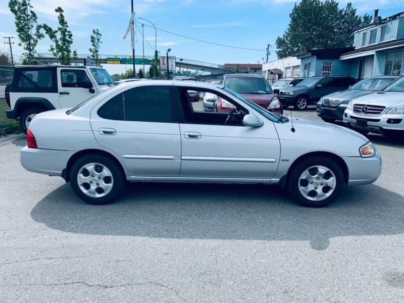 Nissan Sentra 2006 price $4,900