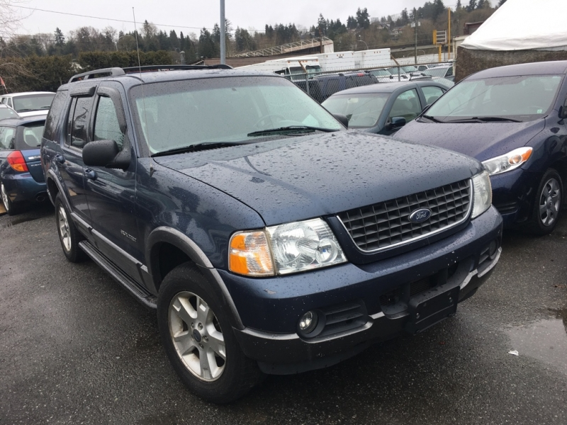 Ford Explorer 2002 price $3,900