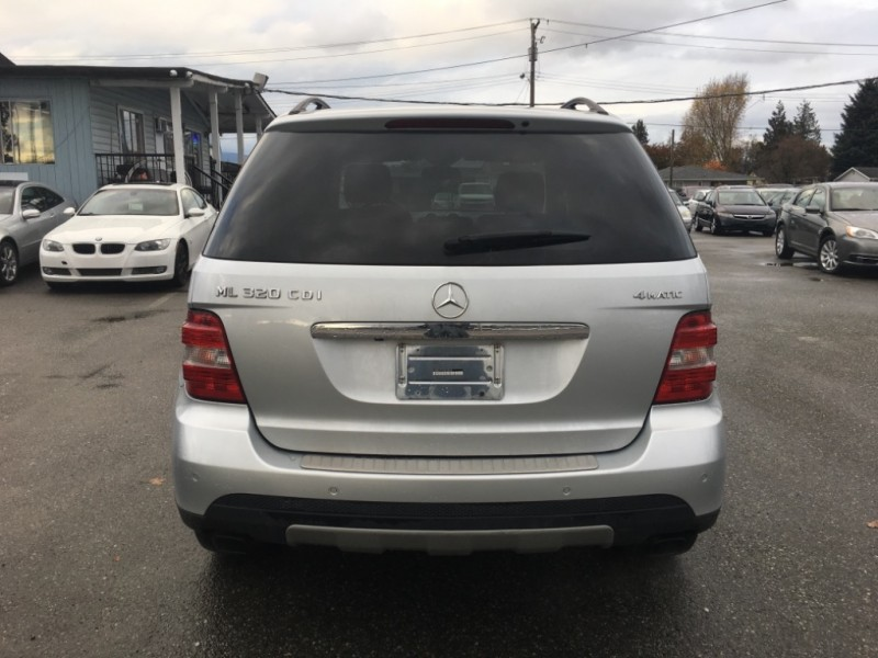 Mercedes-Benz M-Class 2008 price $13,900