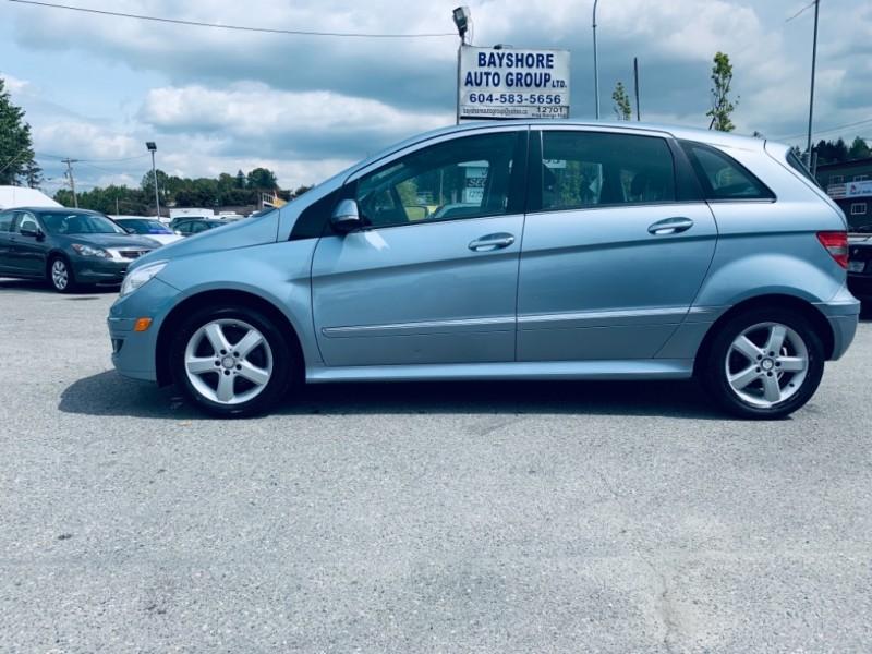 Mercedes-Benz B200 2008 price $7,900
