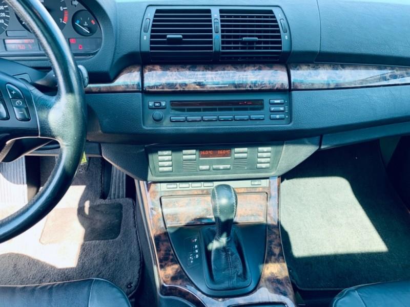 BMW X5 2002 price $4,700