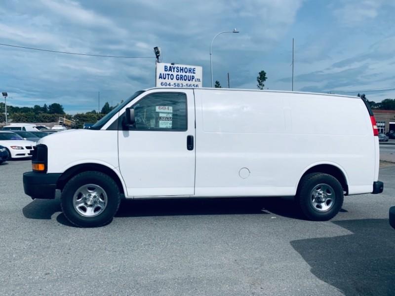 Chevrolet Express Cargo Van 2008 price $6,900