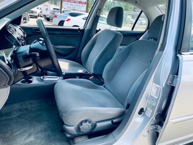 Honda Civic 2002 price $3,900