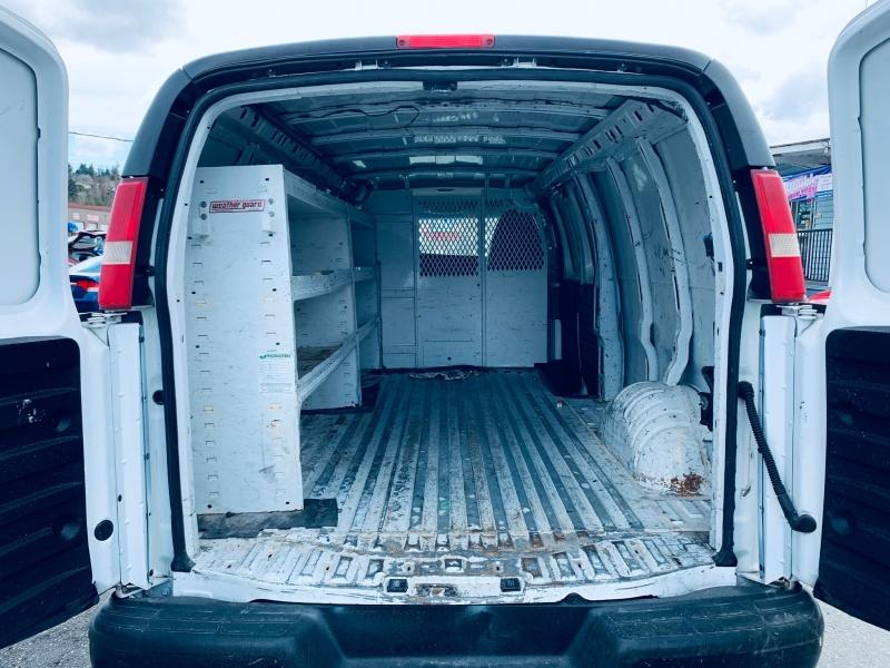 GMC Savana Cargo Van 2011 price $11,700