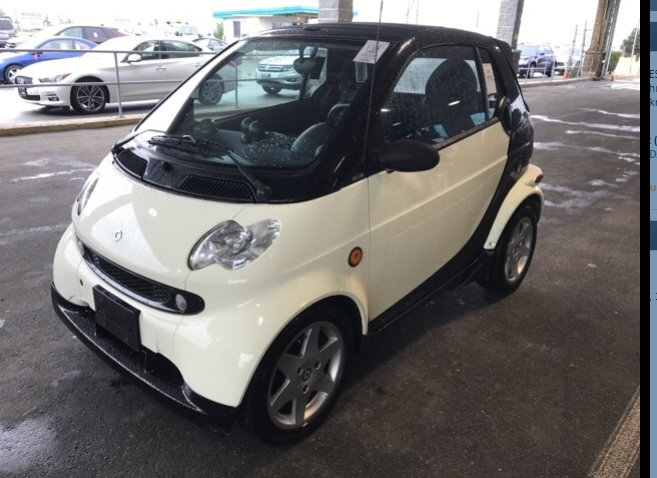 Smart fortwo 2005 price $5,700