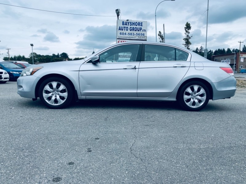 Honda Accord 2008 price $4,700