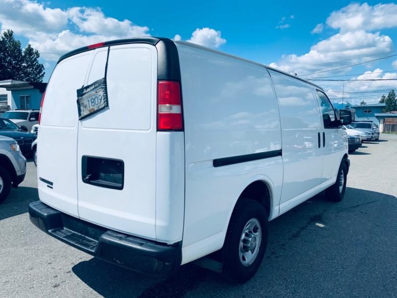 Chevrolet Express Cargo Van 2013 price $10,700