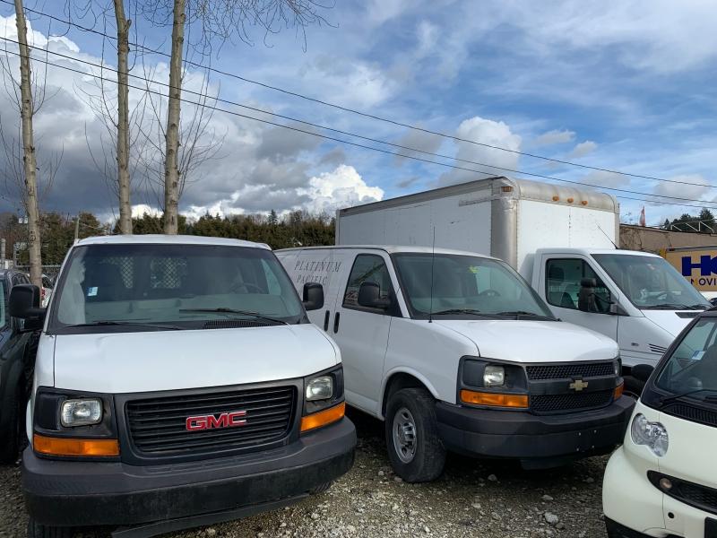 Ford Econoline Cargo Van 2011 price $8,700