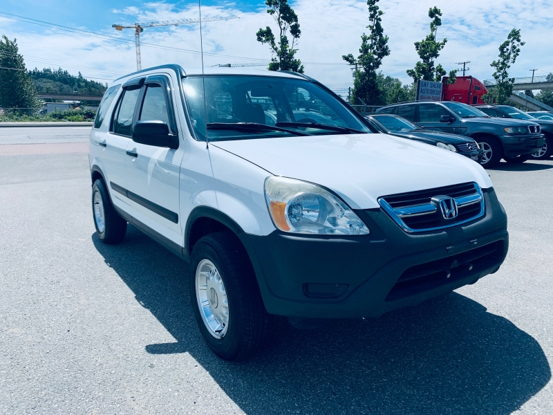 Honda CR-V 2003 price $4,700