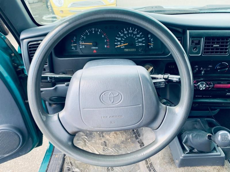 Toyota Tacoma 1998 price $3,700