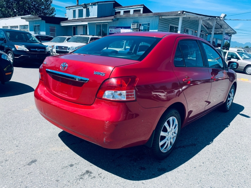 Toyota Yaris 2009 price $4,700