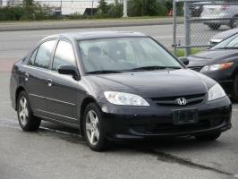 Honda Civic Sedan 2004