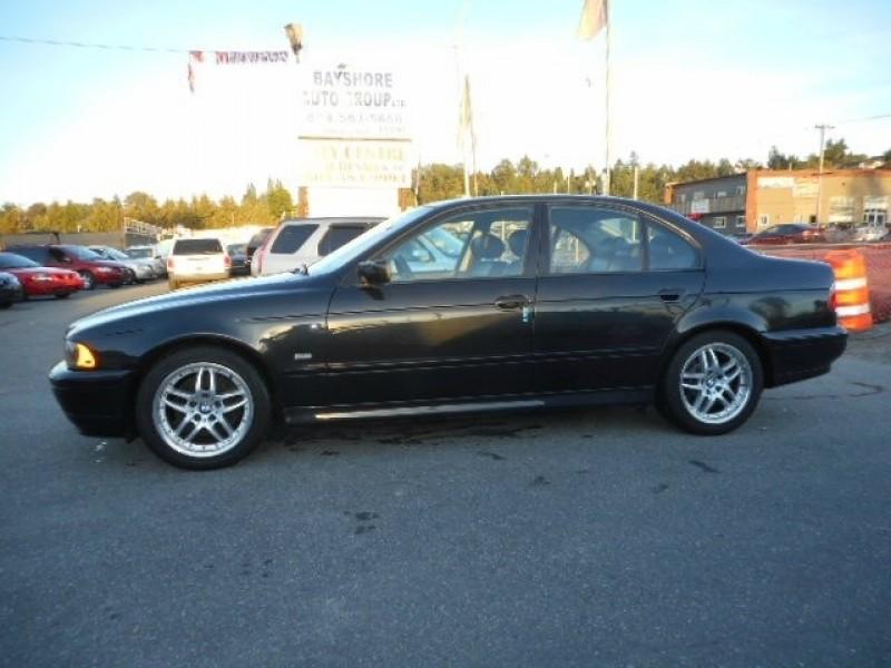 BMW 5-Series 2003 price $3,900