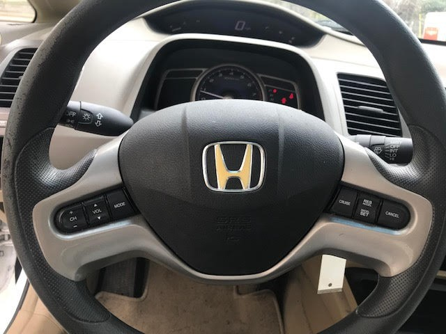 Honda Civic Sdn 2007 price $3,499