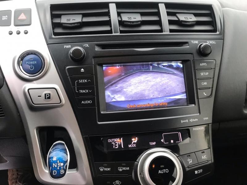 Toyota Prius v 2012 price $7,799