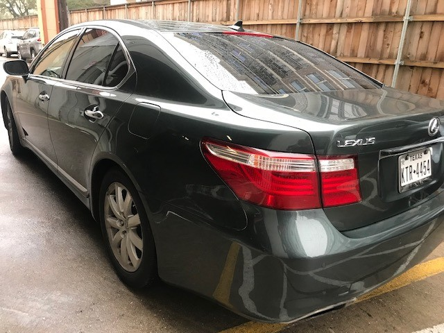 Lexus LS 460 2007 price $6,999