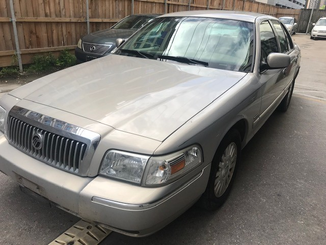 Mercury Grand Marquis 2006 price $4,799