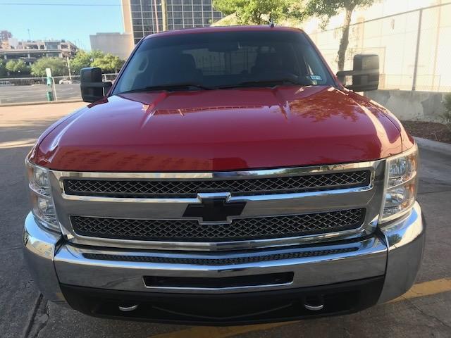 Chevrolet Silverado 1500 2013 price $13,199