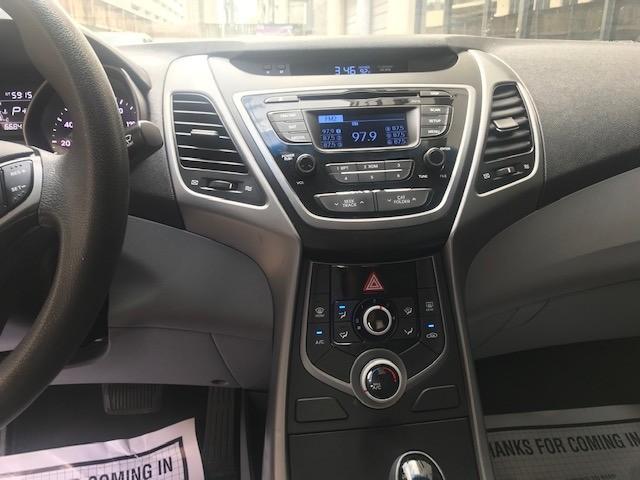 Hyundai Elantra 2014 price $6,499
