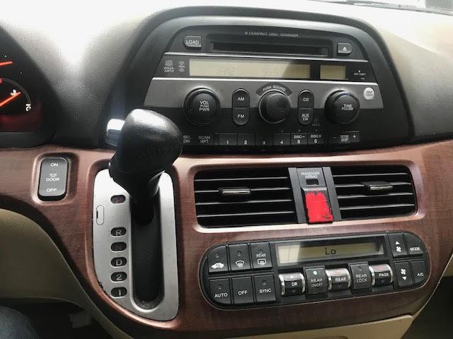 Honda Odyssey 2008 price $3,999