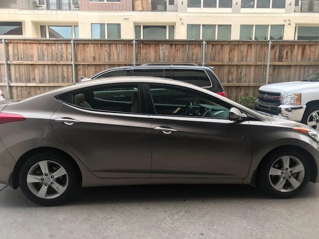 Hyundai Elantra 2013 price $7,299