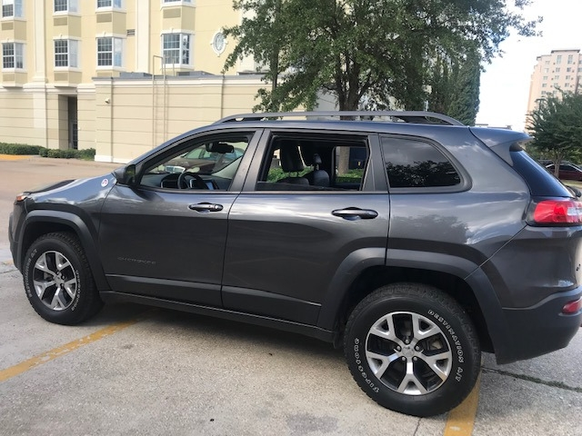 Jeep Cherokee Trailhawk 2016 price $14,999