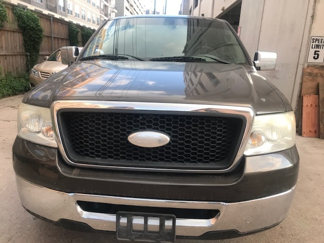 Ford F-150 2007 price $4,999