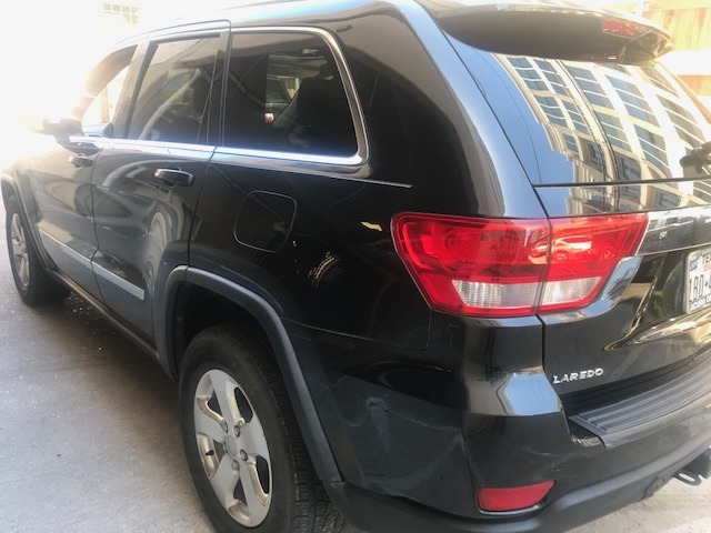 Jeep Grand Cherokee 2012 price $11,499