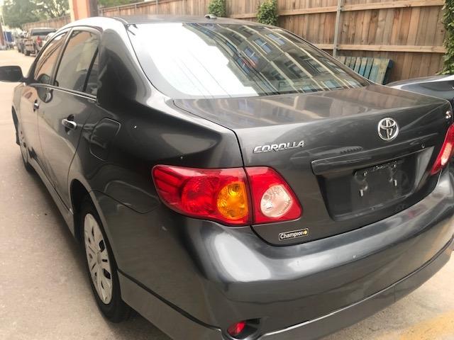 Toyota Corolla 2009 price $4,699