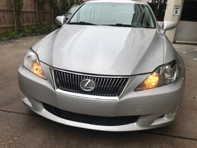 Lexus IS 250 2009 price $7,299
