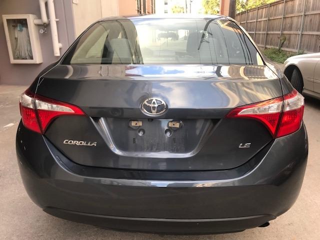 Toyota Corolla 2015 price $9,999