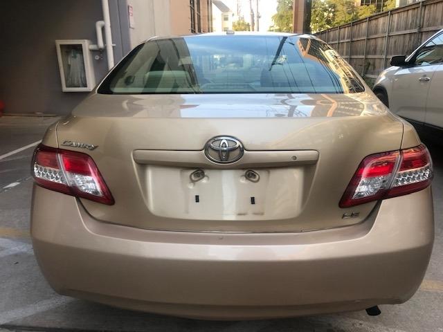Toyota Camry 2011 price $4,799