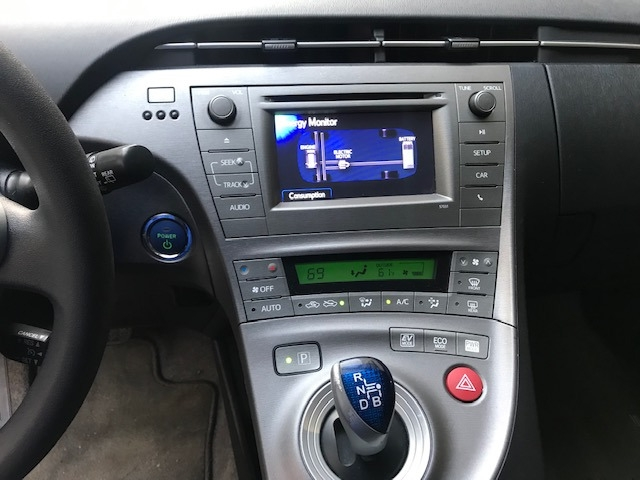 Toyota Prius 2012 price $5,999