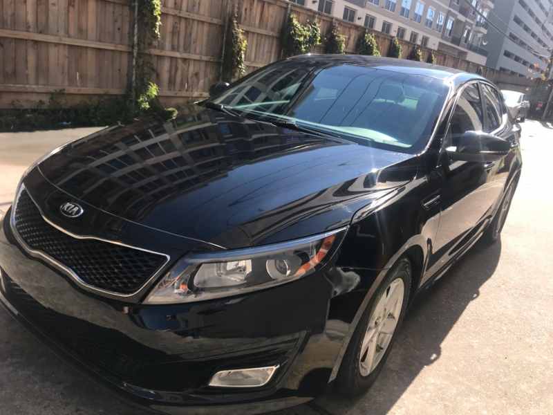 Kia Optima 2015 price $8,399