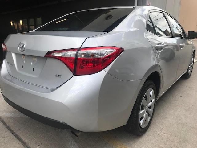 Toyota Corolla 2016 price $11,000
