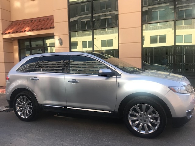 Lincoln MKX 2015 price $10,799