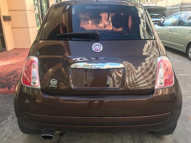 Fiat 500 2014 price $4,999