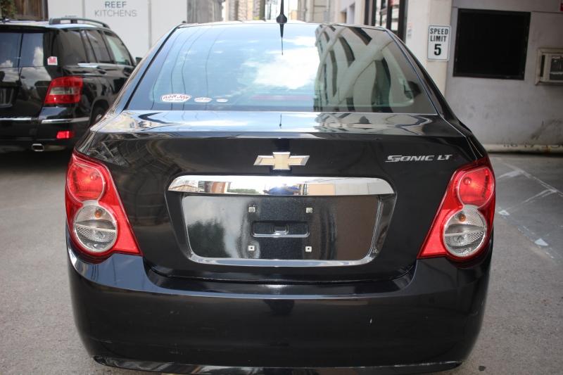 Chevrolet Sonic 2014 price $6,299