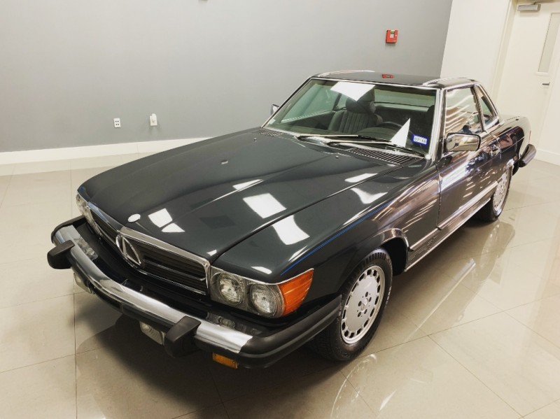 Mercedes-Benz 560 Series 1988 price SOLD