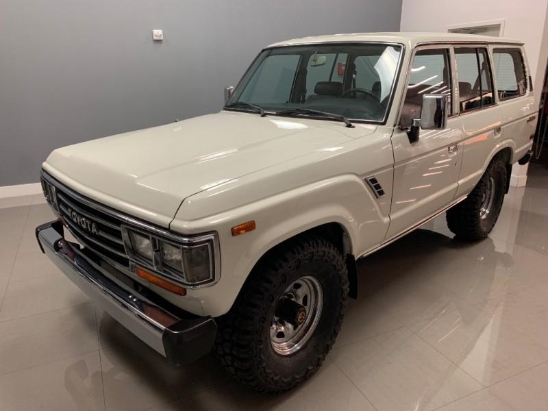 Toyota Land Cruiser 1990 price SOLD