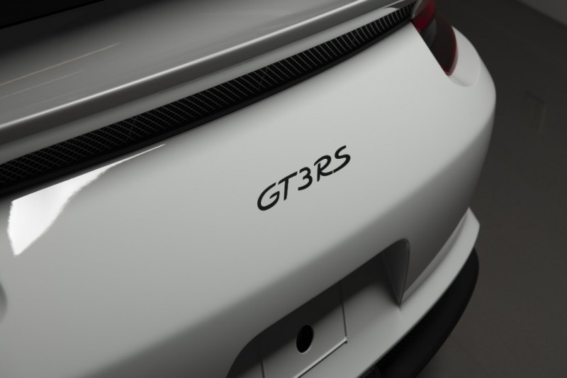 Porsche 911 GT3 RS 2019 price Call for price