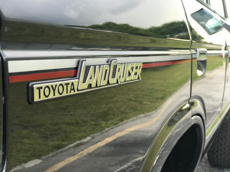 Toyota Land Cruiser 1988 price $28,000