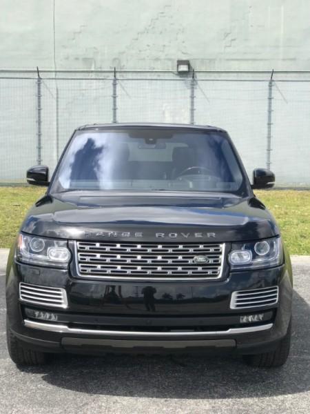Land Rover Range Rover 2016 price $143,913