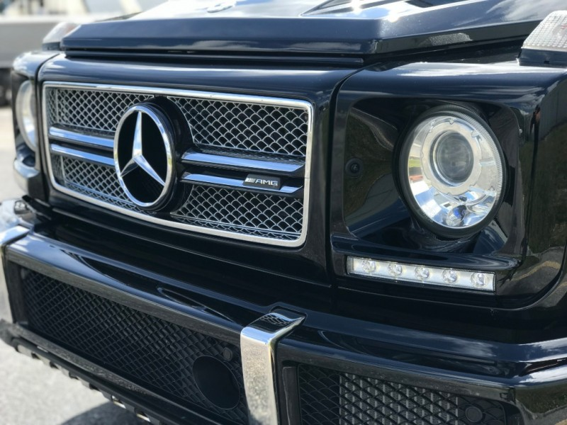 Mercedes-Benz G-Class 2016 price SOLD