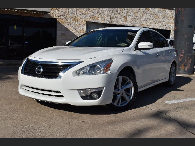 Nissan Dealerships Dfw >> 2014 Nissan Altima Sl Navigation Back Up Cam Push Start