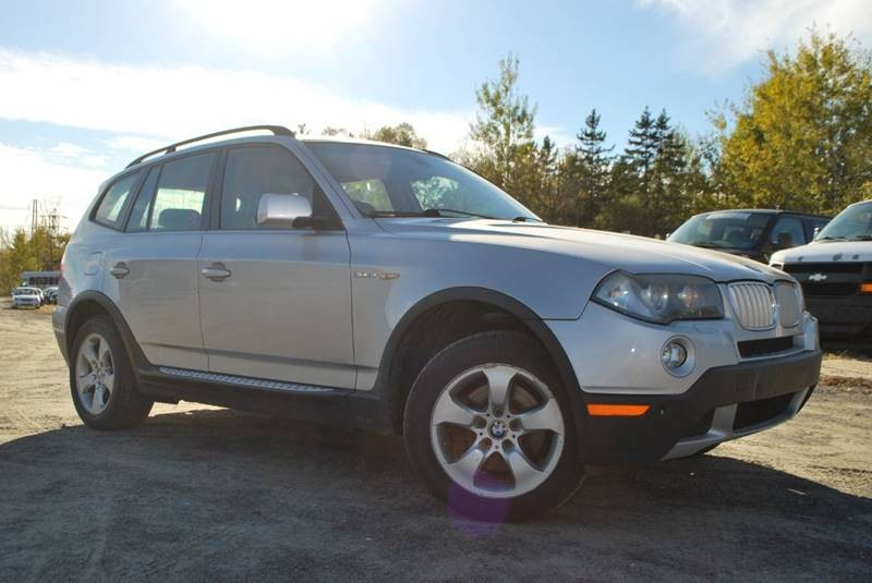 BMW X3 2007 price $7,895