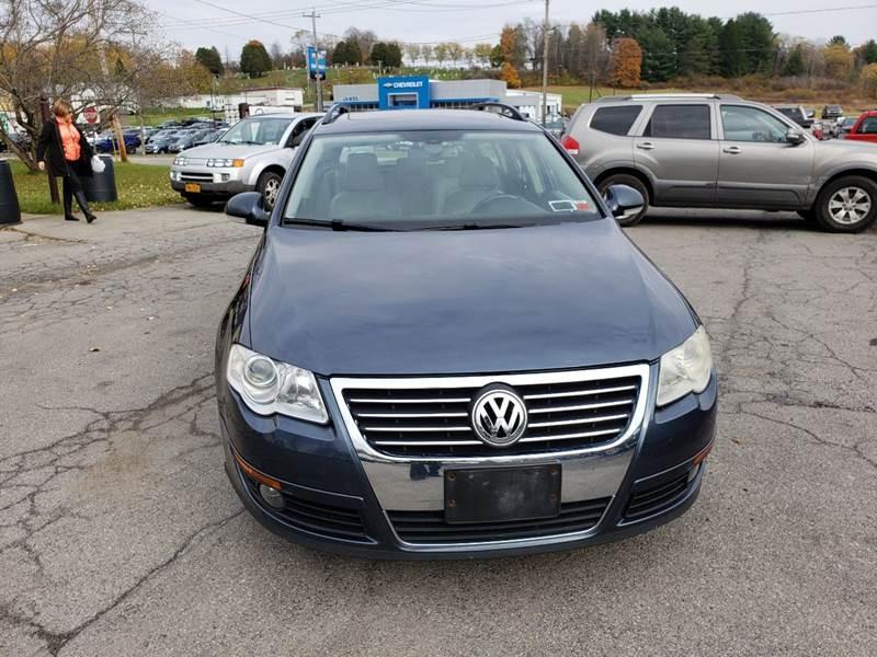 Volkswagen Passat 2007 price $4,995